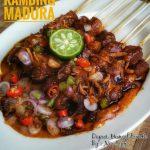 Sate Kambing Madura by Nia Syifa