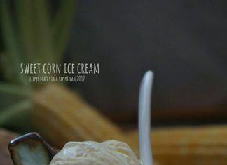 Sweet Corn Ice Cream by Rina Rosyidah