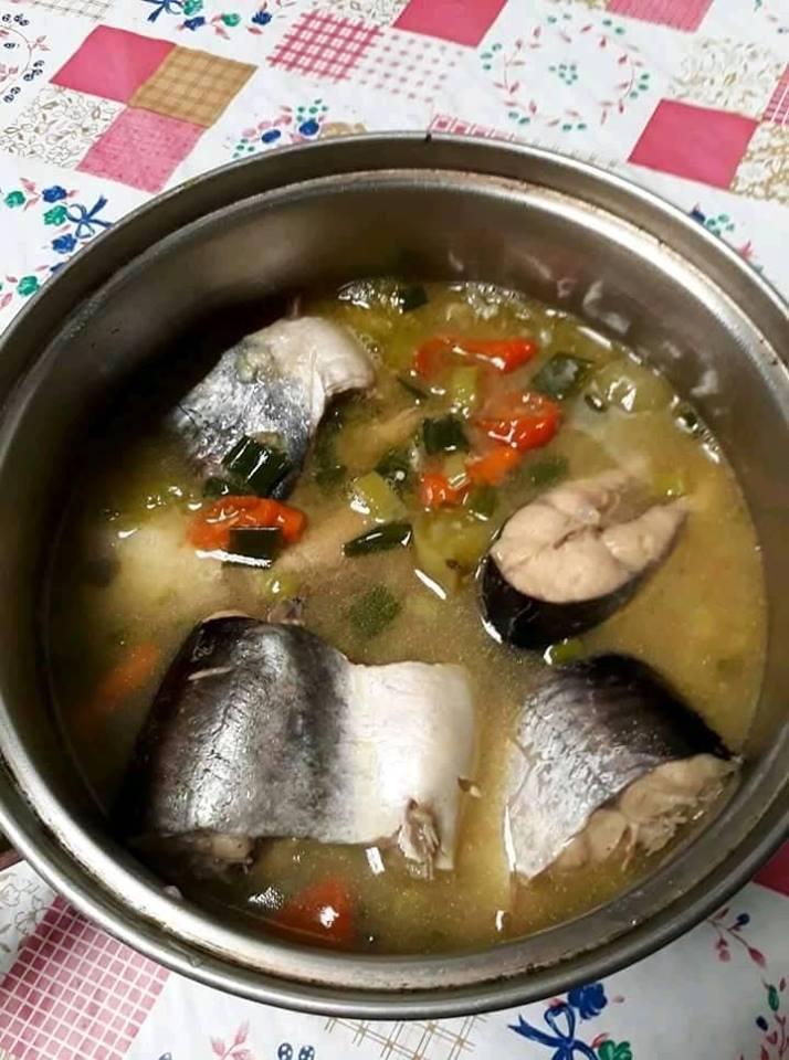 Yellow Kuah Patin Fish Soup By Suyarny Anny Directlyenak Com