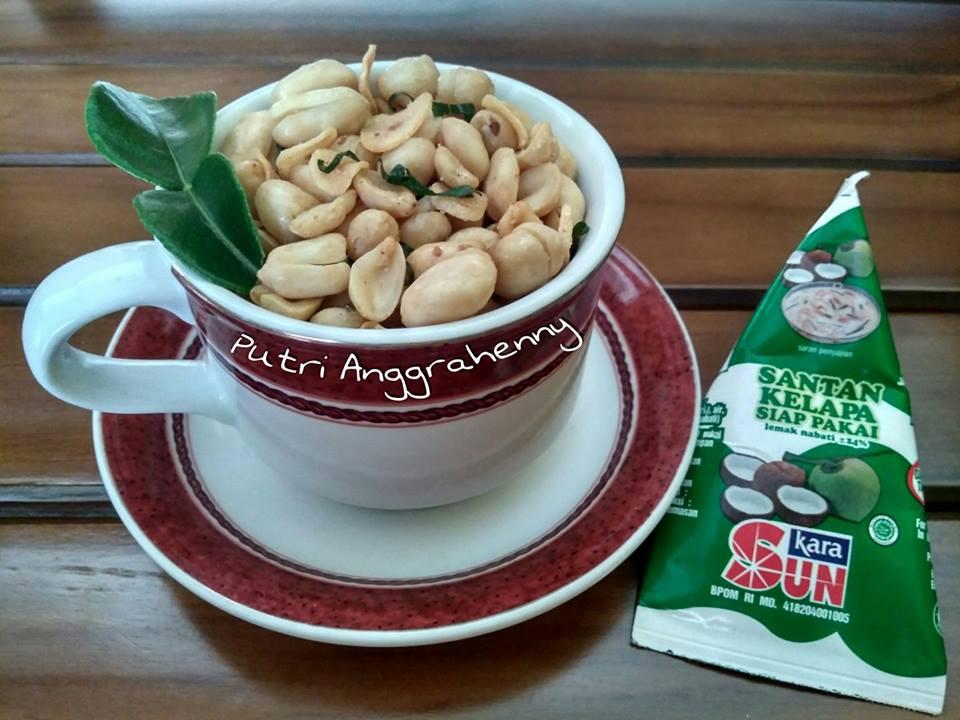Kacang Bawang Rasa Mette By Putri Anggrahenny