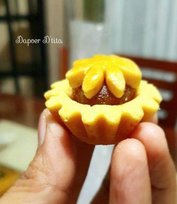 Parmesan Cheese Nastar By Tika Prihatini