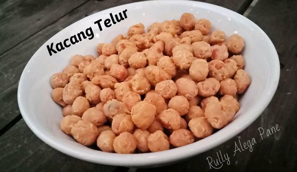 Kacang Telur By Rully Alega Pane