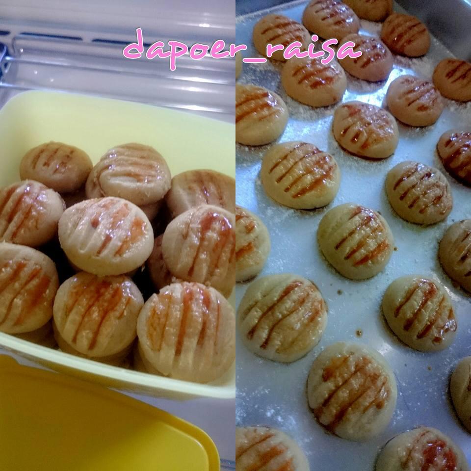 Kue Kering Kacang by Siti Rifa Atul Mahmudah