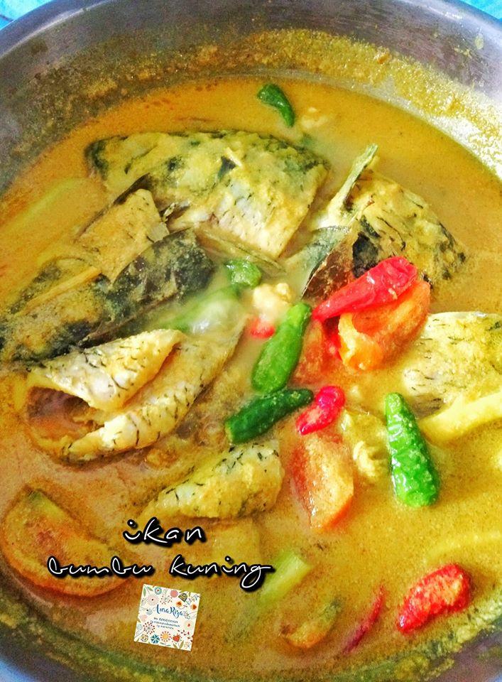 Ikan Bumbu Kuning By Riza Aura Damarhati Langsungenak Com