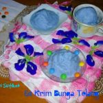 Es Krim Bunga Telang by Eki Mayantari S