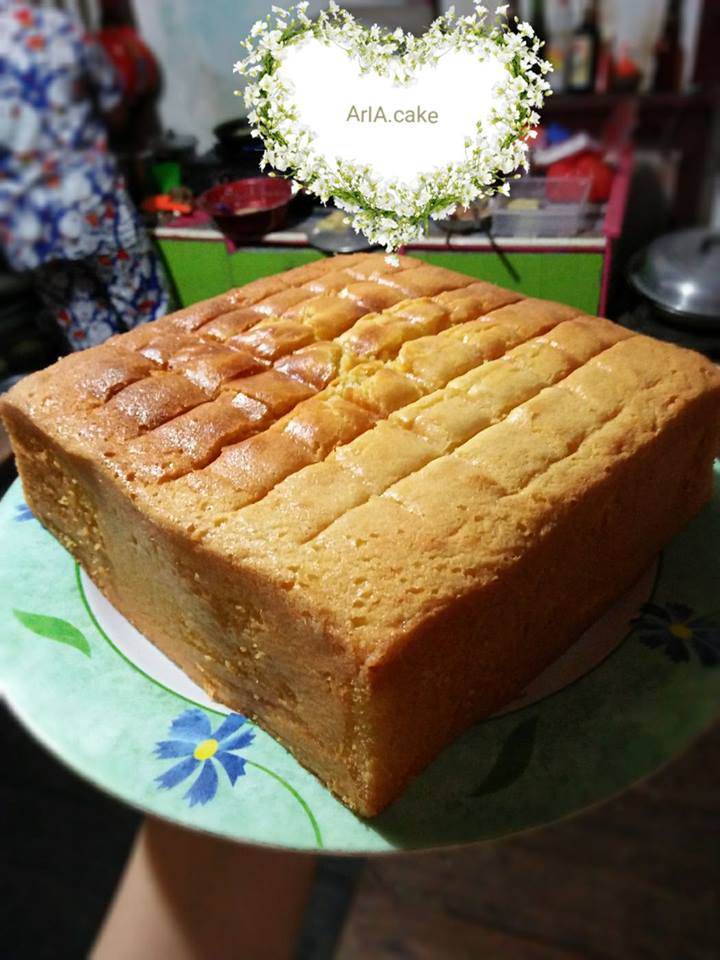 cake super lembut