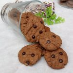 Double Choco Cookies by Nisa Dapurvenus