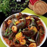 seafood saus padang