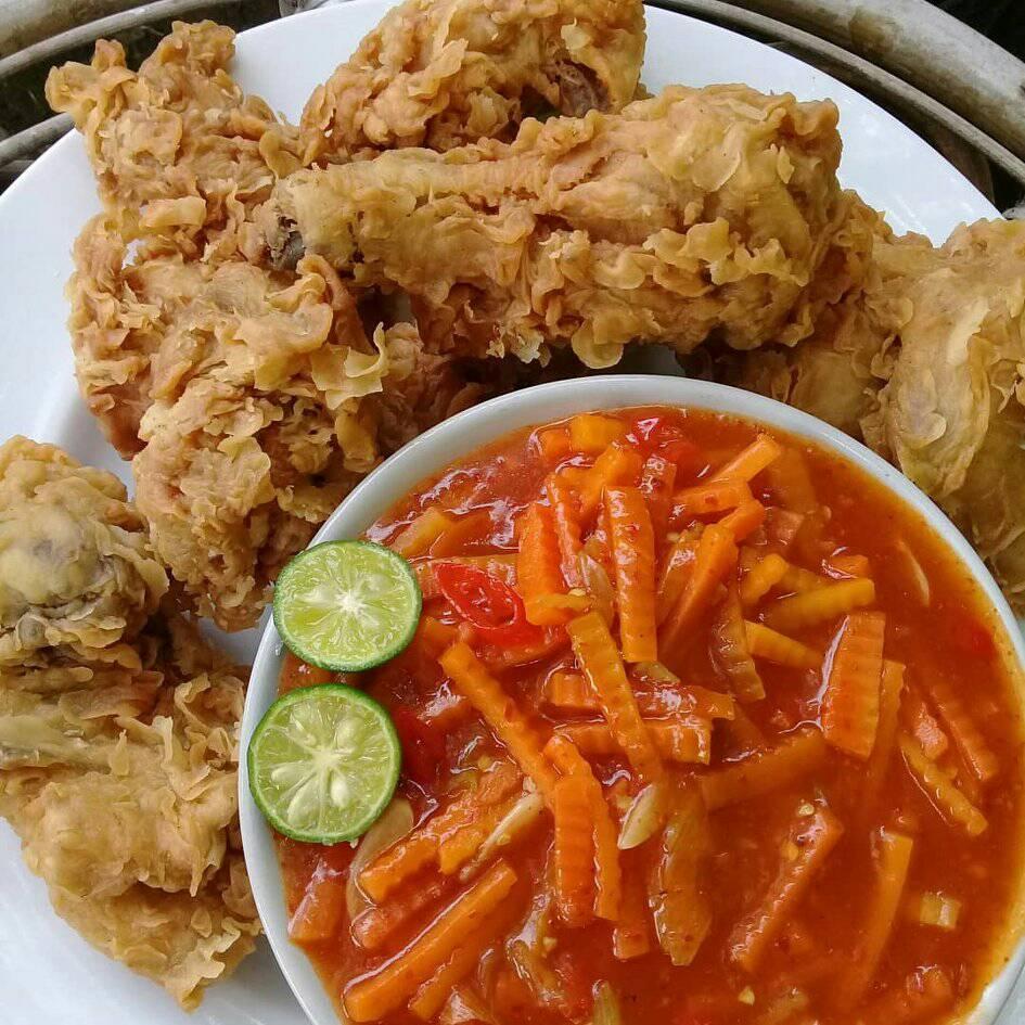 saus ayam goreng