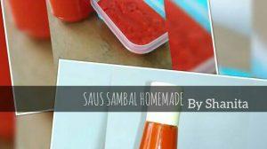saos sambal