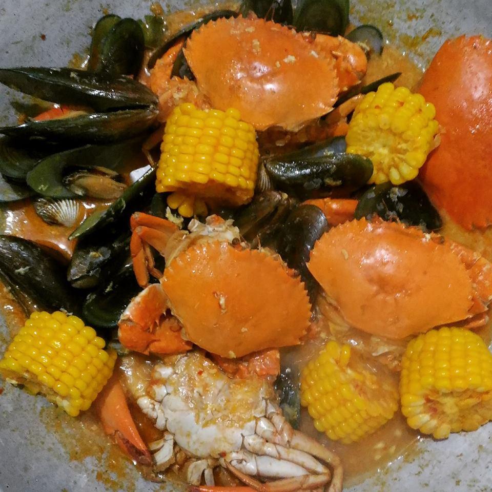 Seafood Saos Padang By Zulfina Noor Langsungenak Com