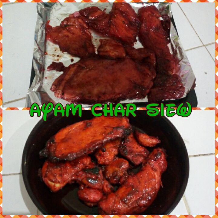 Ayam Char Siew By Yenny Hartono