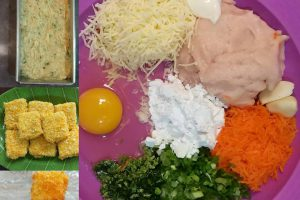 Nugget Ayam Sayur by Eka Supiyanthi