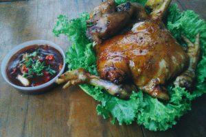 Ayam Kodok by Karuna Murti