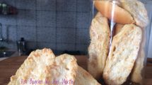 bagelen keju