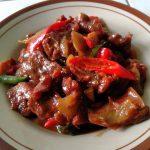 Beef Teriyaki by Charistina Setiawan