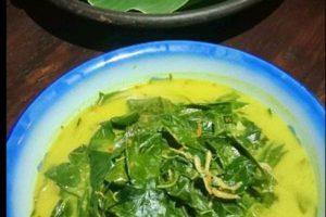 Sayur Daun Singkong by Rully Alega Pane