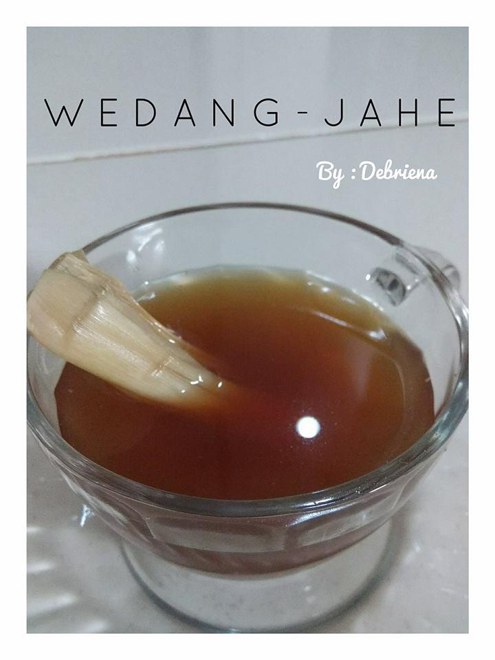 Wedang Jahe by Debriena Pangestu