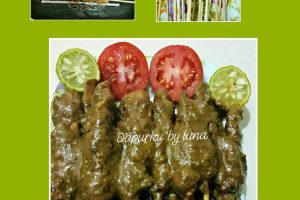 Sate Ayam by Luna Queen