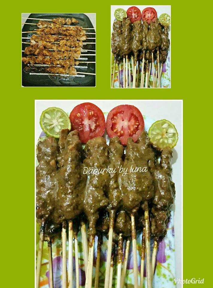 Sate Ayam by Luna Queen