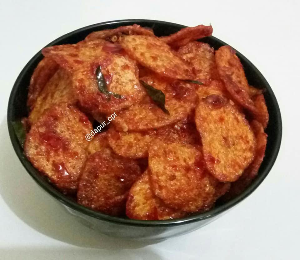 kripik kentang