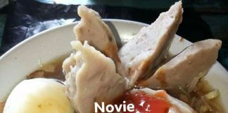 Bakso by Novie Kurnia Wardani