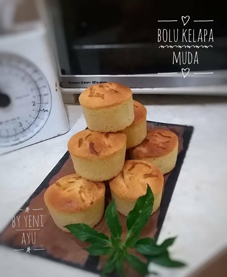 Bolu Kelapa by Yeny Ayu
