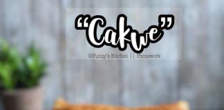 Cakwe by Fani Valenzuela