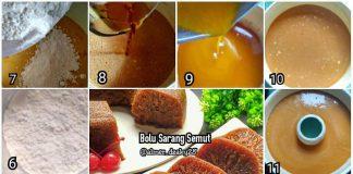 Resep Bolu Sarang Semut by Setya Wati