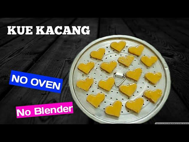 Kue Kacang Tanpa Oven By Ummu Umar