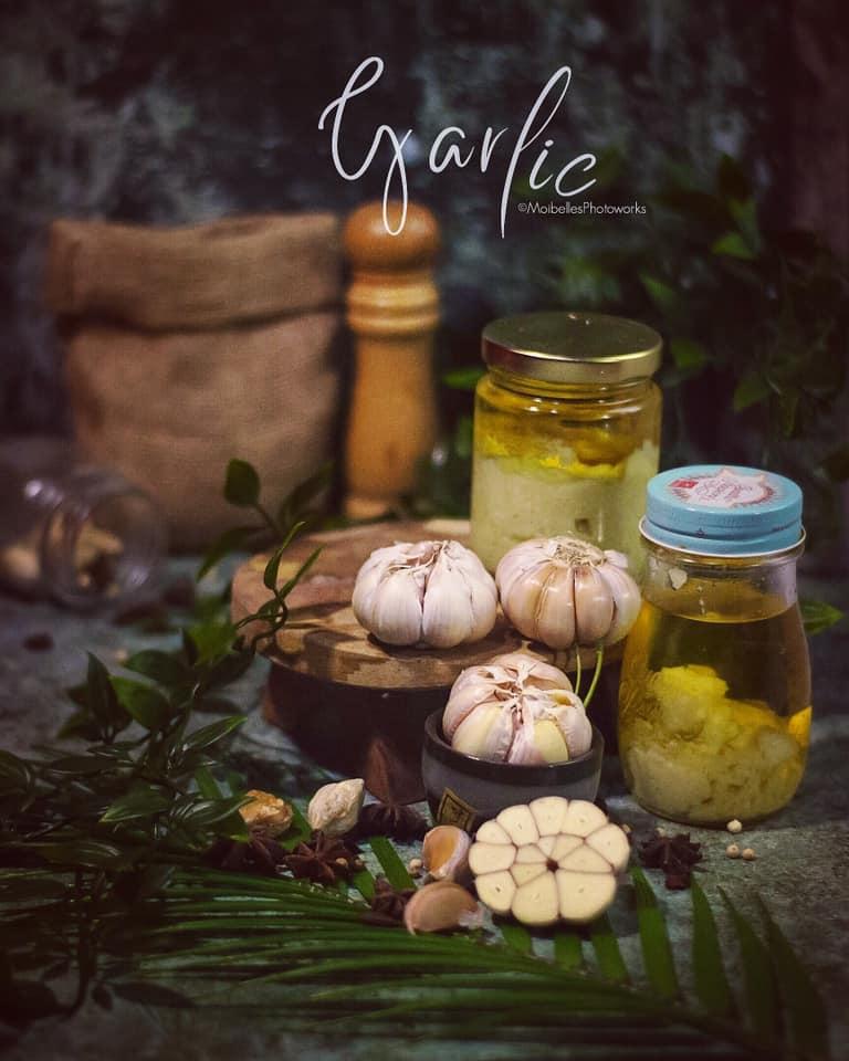 Baceman Bawang Putih by Pingkan R. Aditya