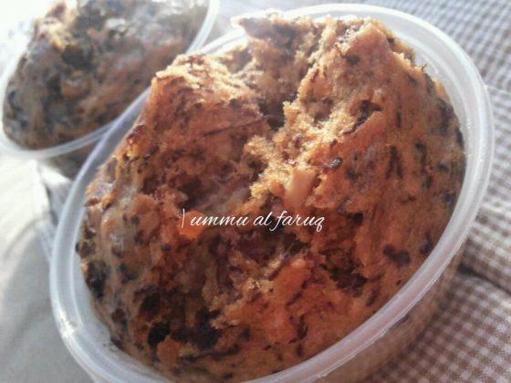 Cake Pisang Tanpa Telur by Ummu Al Faruq 3