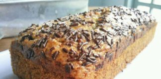 Cake Pisang Tanpa Telur by Ummu Al Faruq