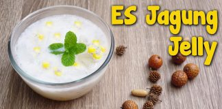 Es Jagung Jelly by Siti Astuti
