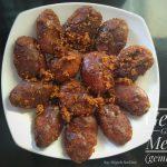 Getas Gula Merah (Gemblong) by Diyah Nafisa