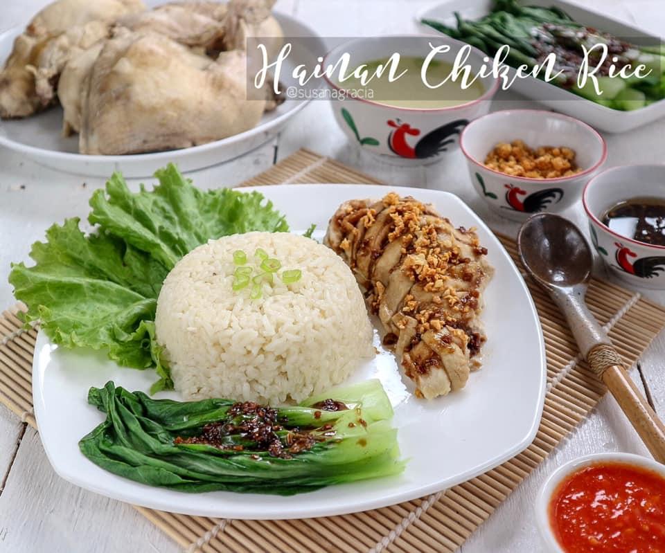 Hainan Chicken Rice by Susana Gracia Cathrine