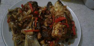 Ikan Belanak Bumbu Tauco by Desi Nurdini