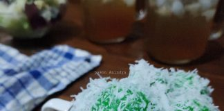 Klepon Ketan Gula Merah by Ani PawonAnindya