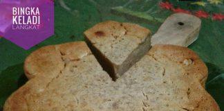 Kue BINGKA atau Kue LUMPUR