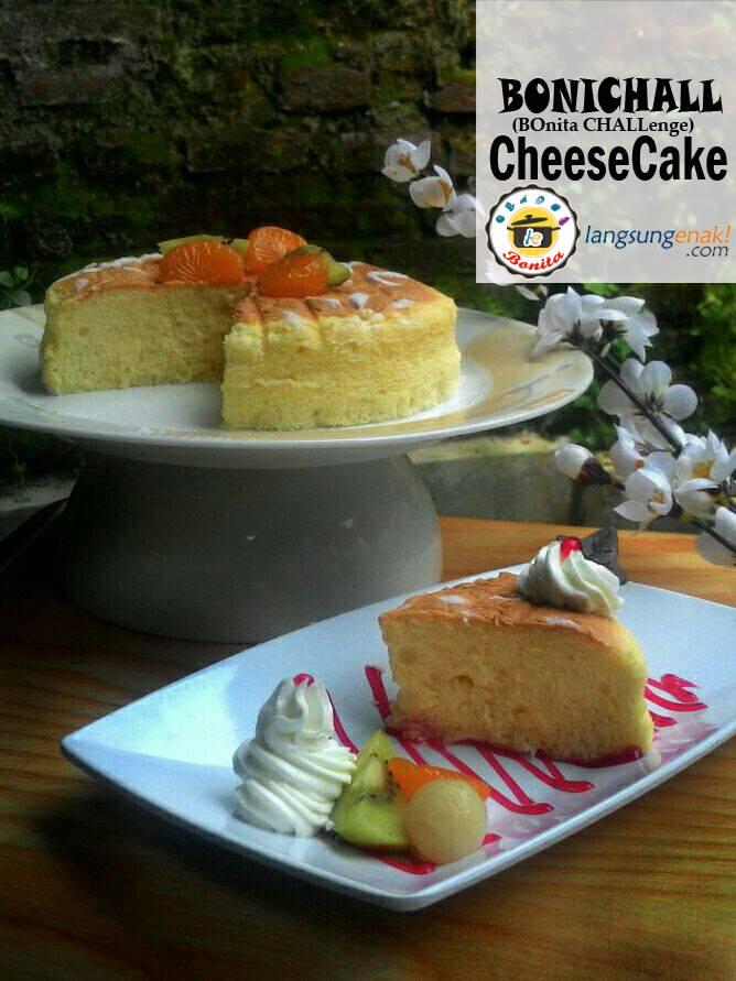 Lemon Cheddar Cheesecake by Dapur_Dirayya