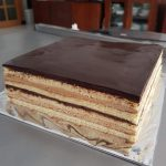 Opera cake by Susan Christian