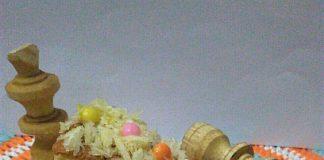 PRAKTIS JAPANESE CHEESE CAKE by Trianna