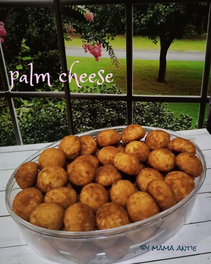 Palm Cheese by Yulianti