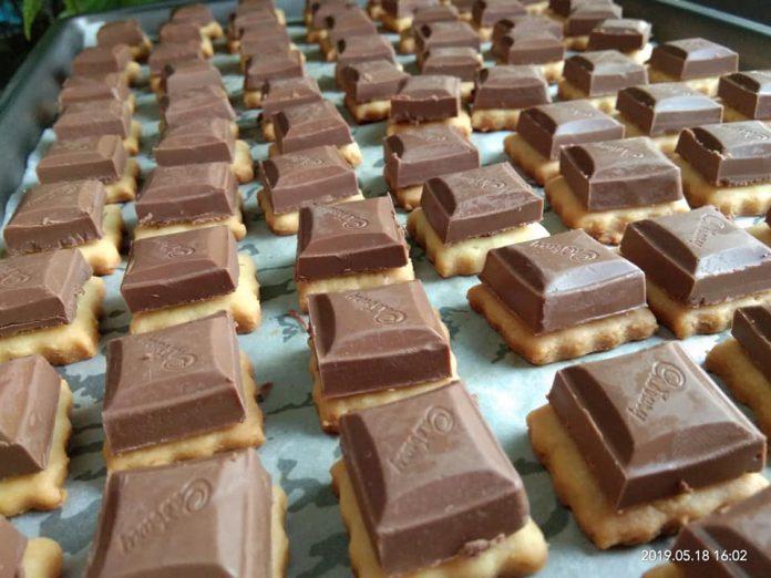 Royal Cadbury Cookies by Ain Novie Ain