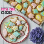 Royal Icing Cookies by Laila Laila