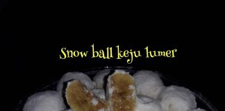SNOW BALL KEJU LUMER by Neng Alya Dewina