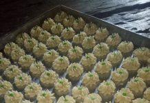 Semprit Kue Kanji Lumer dan renyah diLidah by Ummu Maliki