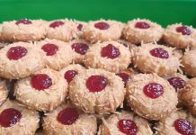 Tips Receh Thumbprint Cookies by Yuanita Puspita Sari