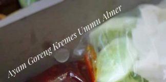 AYAM GORENG KREMES by Ummu Almer
