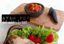 AYAM POP Sambal Lado by Yunilvia Rima Defitra